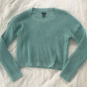 Sea Foam Sweater
